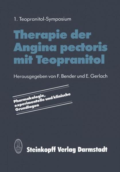 Therapie der Angina pectoris mit Teopranitol