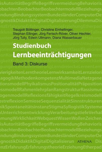 Studienbuch Lernbeeinträchtigungen Band 3