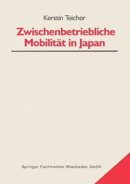 Zwischenbetriebliche Mobilität in Japan