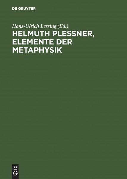 Elemente der Metaphysik