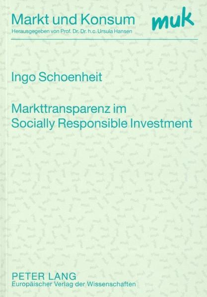 Markttransparenz im Socially Responsible Investment