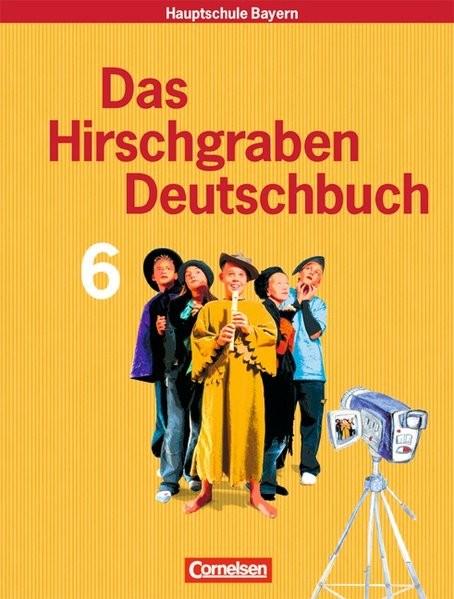 Das Hirschgraben Sprachbuch 6. Schülerbuch. Neu. Bayern. Neue Rechtschreibung