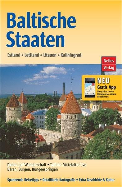Baltische Staaten (Nelles Guide)