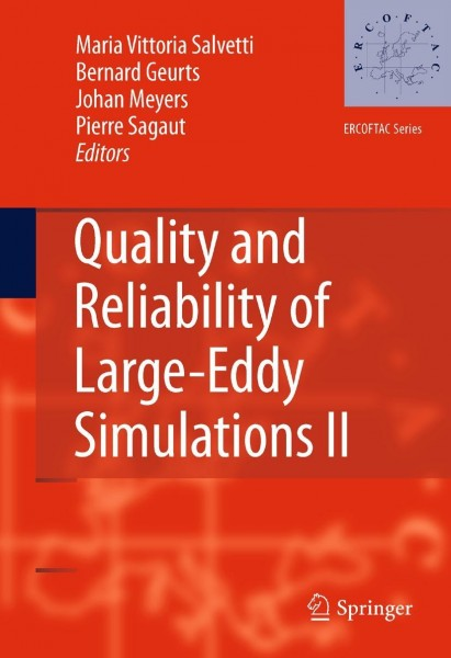 Quality and Reliability of Large-Eddy Simulations II
