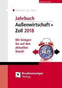 Jahrbuch Außenwirtschaft + Zoll 2018