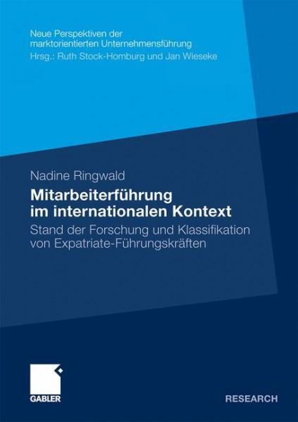 Mitarbeiterführung im internationalen Kontext