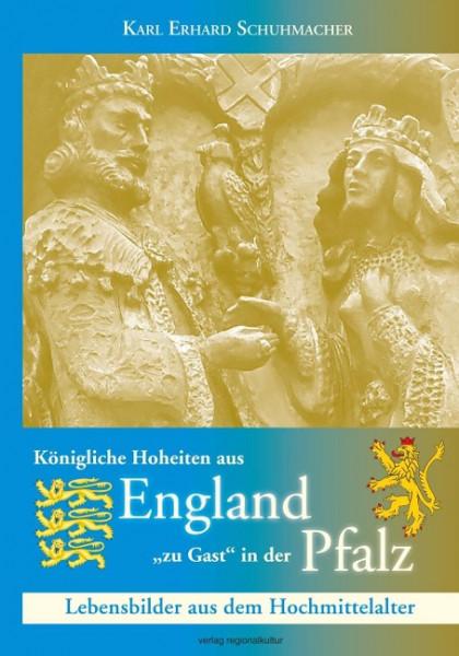 """Königliche Hoheiten aus England """"zu Gast"""" in der Pfalz"""