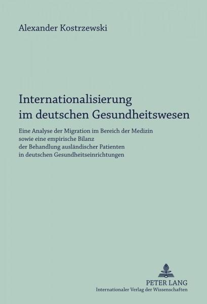 Internationalisierung im deutschen Gesundheitswesen