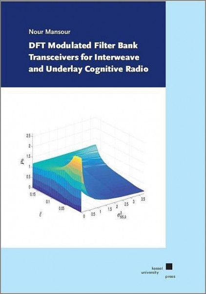 DFT Modulated Filter Bank Transceivers for Interweave and Underlay Cognitive Radio