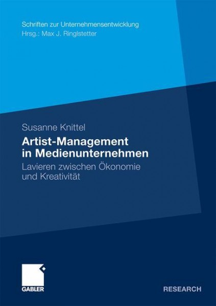 Artist-Management in Medienunternehmen