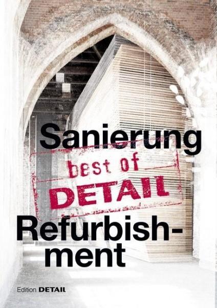 best of DETAIL: Sanierung/Refurbishment