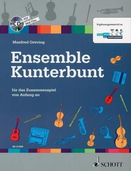 Ensemble Kunterbunt