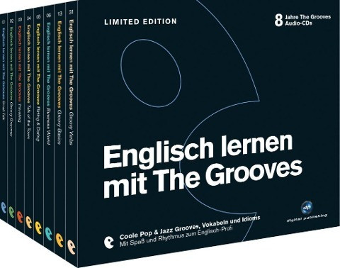 The Grooves 03 - Limited Edition