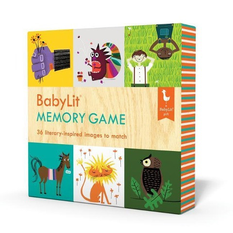 BabyLit Memory and Matching Game Boxed Set
