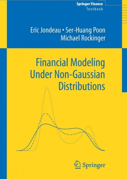 Financial Modeling Under Non-Gaussian Distributions