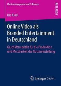 Online Video als Branded Entertainment in Deutschland