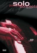 Jazz Piano Solo Concepts