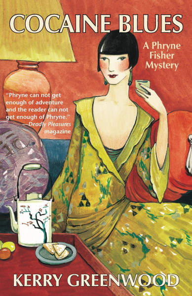 Cocaine Blues: A Phryne Fisher Mystery