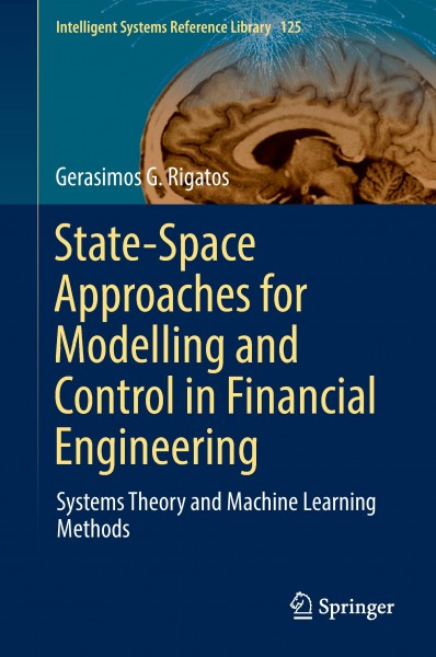 State-Space Approaches for Modelling and Control in Financial Engineering