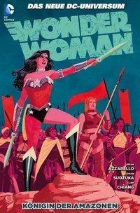 Wonder Woman 06: Königin der Amazonen