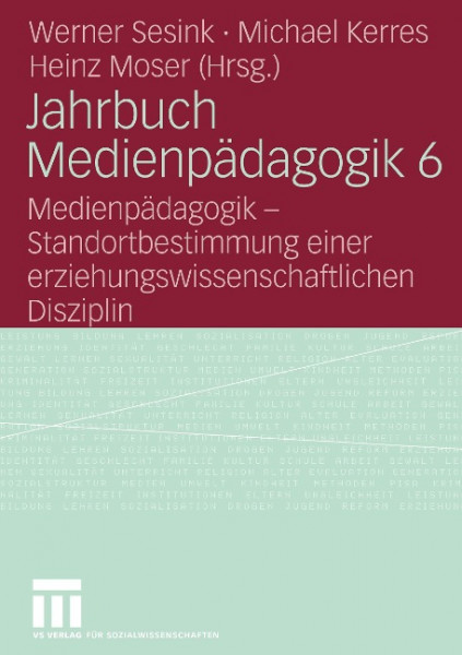Jahrbuch Medienpädagogik 6