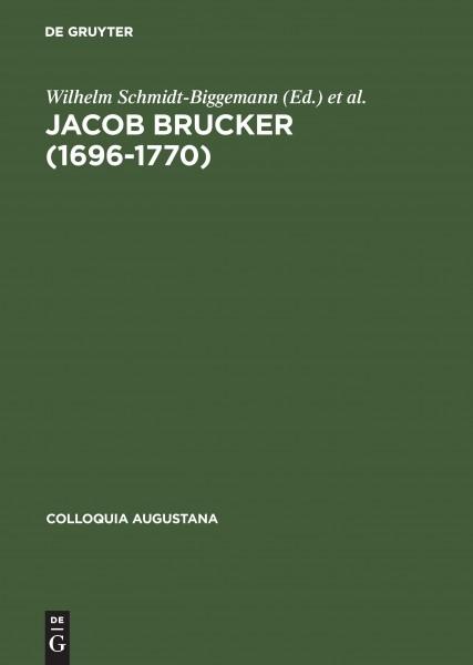 Jacob Brucker (1696-1770)