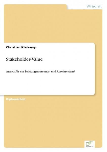 Stakeholder-Value