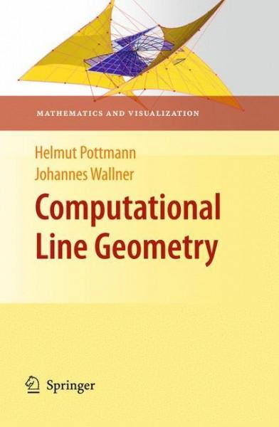 Computational Line Geometry