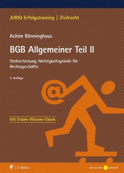 BGB Allgemeiner Teil II