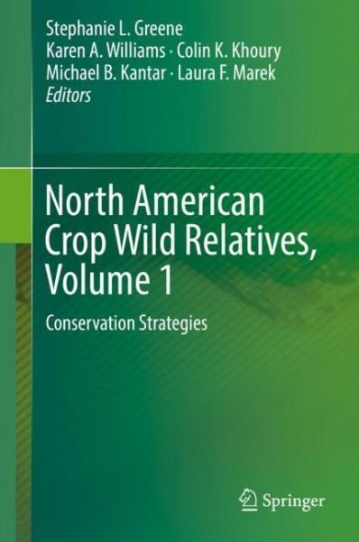 North American Crop Wild Relatives, Volume 1