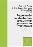 Regionen in der deutschen Staatenwelt