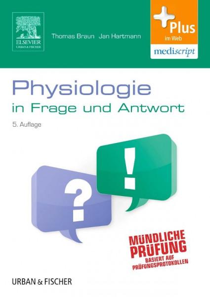 Physiologie in Frage und Antwort