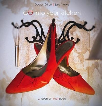 GO into your kitchen