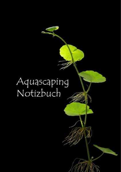 Aquascaping Notizbuch
