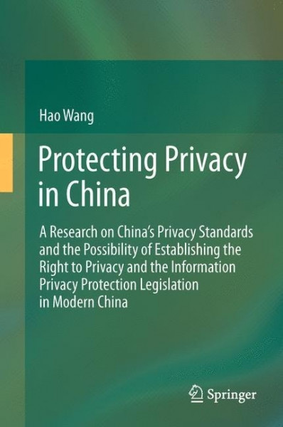 Protecting Privacy in China