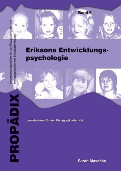 Eriksons Entwicklungspsychologie. Materialband
