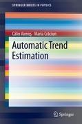 Automatic trend estimation