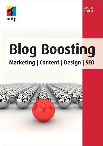 Blog Boosting: Marketing / Content / Design / SEO