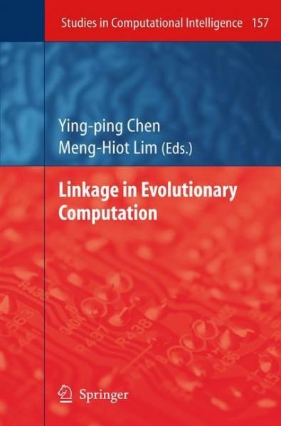Linkage in Evolutionary Computation