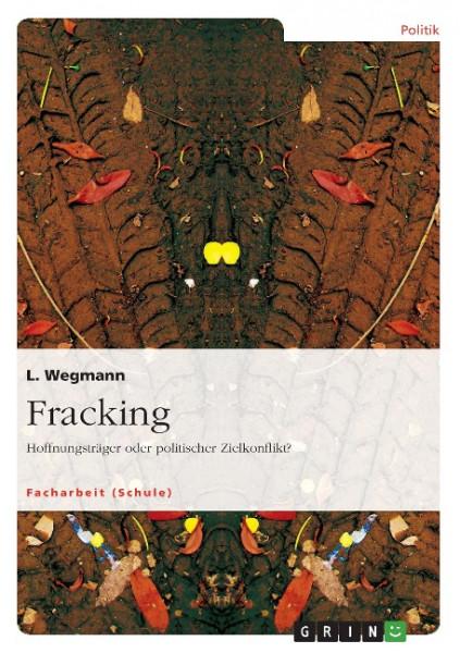 Fracking. Hoffnungsträger oder politischer Zielkonflikt?