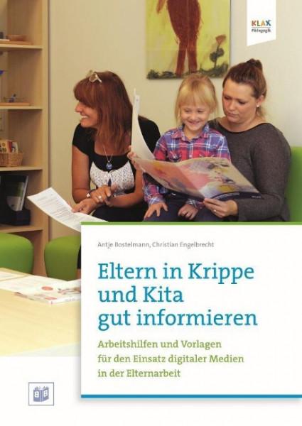 Eltern in Krippe und Kita gut informieren