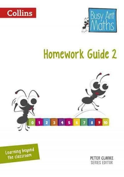 Busy Ant Maths -- Year 2 Homework Guide