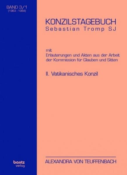 KONZILSTAGEBUCH, Bd. 3 / 2 Bände