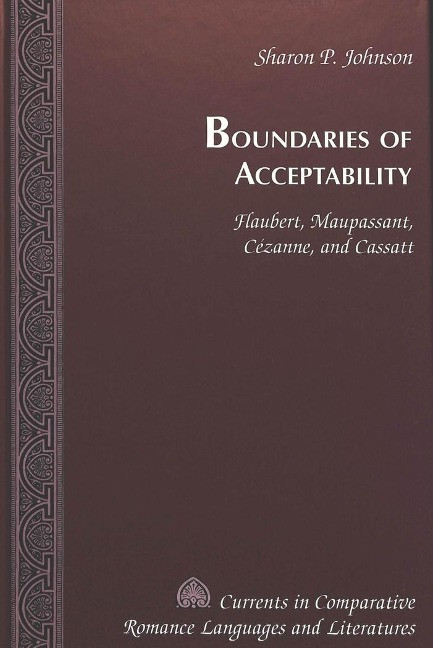 Boundaries of Acceptability - Johnson, Sharon P.