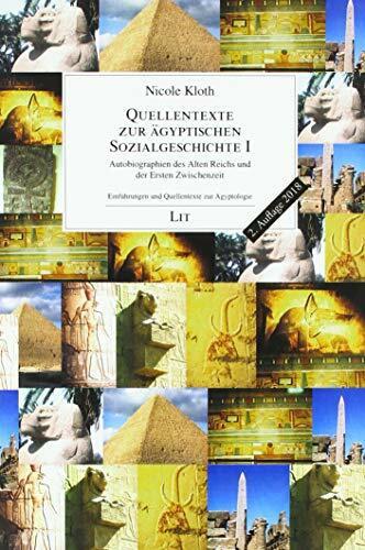 Quellentexte zur ägyptischen Sozialgeschichte 01