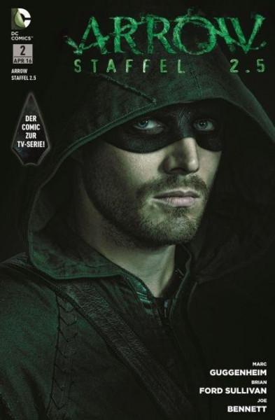 Arrow (Comic zur TV-Serie): Staffel 2.5
