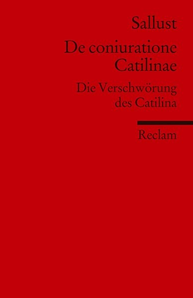 De coniuratione Catilinae