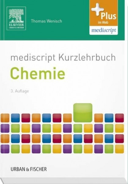 mediscript Kurzlehrbuch Chemie