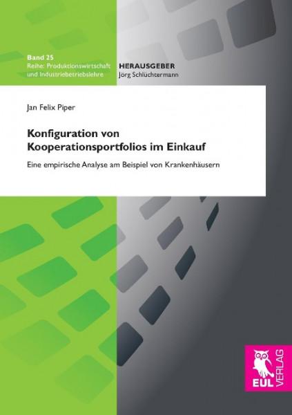 Konfiguration von Kooperationsportfolios im Einkauf