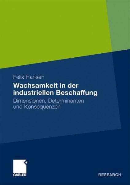 Wachsamkeit in der industriellen Beschaffung